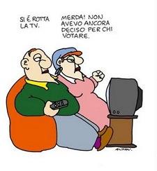 Televisione (cattiva maestra)