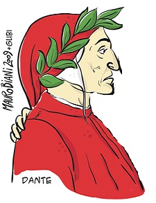 LINDA CAVADINI Raccontare Dante a chi non conosceDante